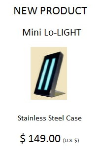 Mini Lo-LIGHT